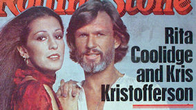 Kris Kristofferson & Rita Coolidge at Karl Marx Theater on Mar 3, 1979