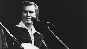 George Jones at Nashville on Jun 6, 1985