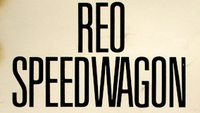 REO Speedwagon at Milwaukee Arena on May 3, 1983