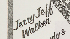 Jerry Jeff Walker at Lone Star Cafe on Aug 19, 1982