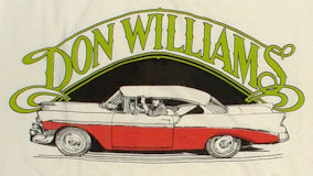Don Williams at Country Club on May 26, 1982
