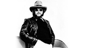 Hank Williams Jr. at Von Braun Center on Jan 1, 1986
