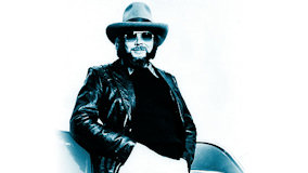Hank Williams Jr. at Birmingham, Alabama on Jan 1, 1981
