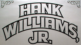 Hank Williams Jr. at Knoxville Coliseum on Feb 26, 1983