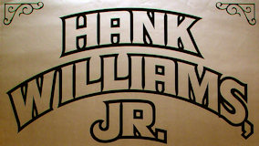 Hank Williams Jr. at Worcester Centrum on Apr 15, 1984