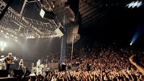 The Who at Maple Leaf Gardens on Dec 17, 1982