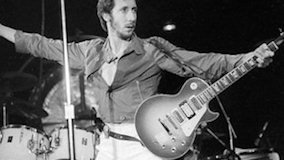 Pete Townshend at Her Majesty's Theatre on Jun 30, 1979
