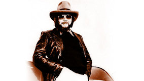 Hank Williams Jr. at Worcester Centrum on Mar 14, 1985