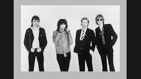 The Pretenders at Central Park on Aug 30, 1980