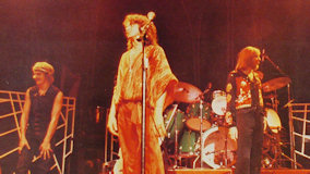 Yes at Boston Garden on Dec 11, 1974