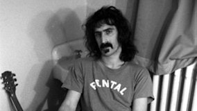Frank Zappa on Nov 6, 1975