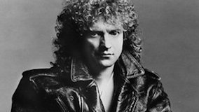 Lou Gramm on Feb 10, 1990