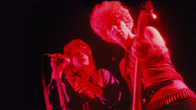 U2 at Orpheum Theatre on Nov 14, 1981