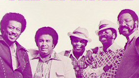 The Spinners at Latin Casino on Mar 19, 1977