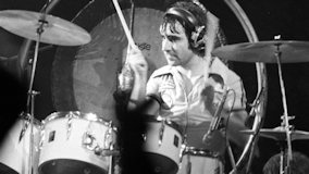 Keith Moon on Dec 29, 1974