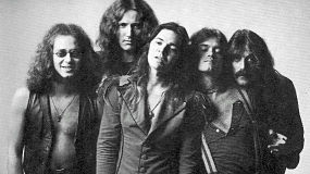 Deep Purple at Long Beach Arena on Feb 27, 1976