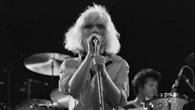 Blondie at McFarlin Auditorium, S.M.U. on Aug 16, 1979