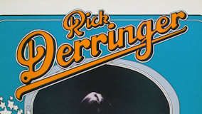 Rick Derringer at Palladium on Sep 13, 1981
