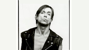 Iggy Pop at Channel on Jul 19, 1988
