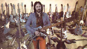 John Entwistle at Spectrum on Mar 15, 1975