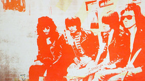 The Ramones at Palladium on Jan 7, 1978