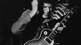 Mike Bloomfield at Record Plant on Nov 10, 1974