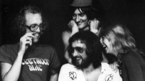 Fleetwood Mac at Record Plant Los Angeles on Sep 19, 1974