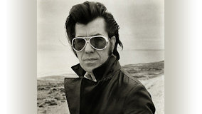 Link Wray at Record Plant on Sep 25, 1974