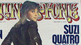 Suzi Quatro at Record Plant on Mar 25, 1975