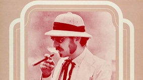 Leon Redbone at Camden County College on May 13, 1976