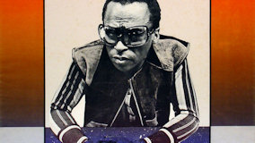 Miles Davis at CBS Records Convention on Aug 2, 1970