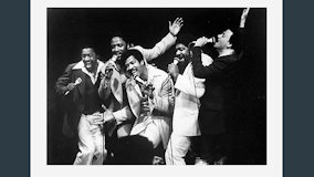 The Persuasions at Apollo Theatre Glasgow on Sep 7, 1973