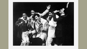 The Persuasions at Concertgebouw on Sep 20, 1973