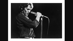 Robert Palmer at Wesleyan University on Nov 13, 1976