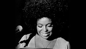 Roberta Flack at Springfield Civic Center on Oct 1, 1972
