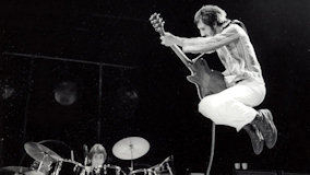 The Who at Capital Centre Largo on Dec 6, 1973