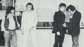 Dr. Feelgood at Victoria Hall on Apr 10, 1977