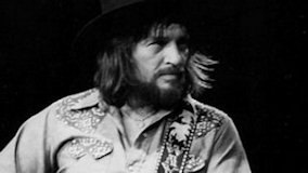 Waylon Jennings at Albany Palace Theatre on Jun 10, 1983