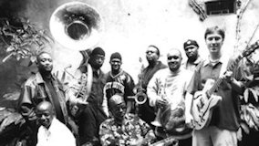 The Dirty Dozen Brass Band at TwiRoPa on May 1, 2003