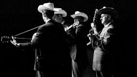 Bill Monroe and the Bluegrass Boys at Ash Grove on May 19, 1967