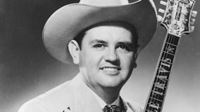 Merle Travis at Ash Grove on Nov 21, 1965