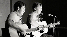 Doc Watson and Merle Watson at Ash Grove on May 6, 1967