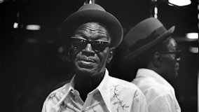 Lightnin' Hopkins at Ash Grove on Aug 22, 1967