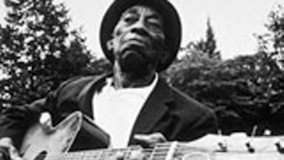 Mississippi John Hurt at Ash Grove on Jul 5, 1964