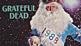 Grateful Dead at Oakland Coliseum Arena on Dec 29, 1988