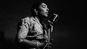 Carmen McRae at Great American Music Hall on Feb 21, 1975