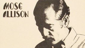 Mose Allison at Great American Music Hall on Jan 21, 1977