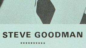Steve Goodman at Great American Music Hall on Dec 12, 1979
