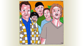 Guster at Daytrotter Studio on Feb 2, 2011