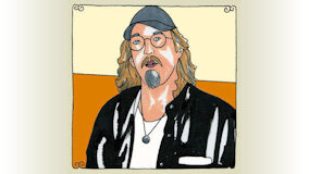 James McMurtry at Big Orange Studios on Oct 28, 2011